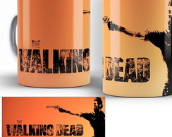 caneca seriado the walking dead twd 05