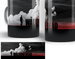 caneca seriado the walking dead twd 08