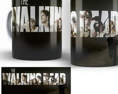 caneca seriado the walking dead twd 09