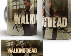 caneca seriado the walking dead twd 11