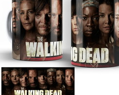 caneca seriado the walking dead twd 13