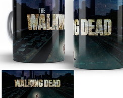 caneca seriado the walking dead twd 20