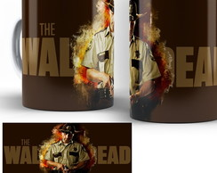 caneca seriado the walking dead twd 23