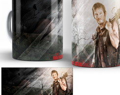 caneca seriado the walking dead twd 26