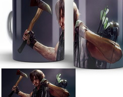 caneca seriado the walking dead twd 27