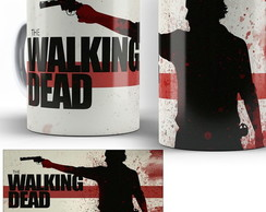 caneca seriado the walking dead twd 30
