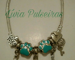 Pulseira Dog Lovers