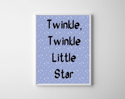 Quadro twinkle little star