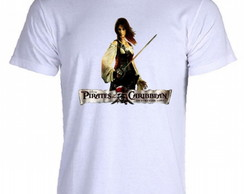 Camiseta Piratas do Caribe 05