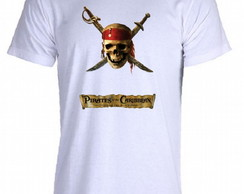 Camiseta Piratas do Caribe 07