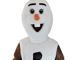 Fantasia Olaf Adulto Frozen