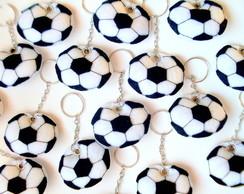 42b0375193 Lembrancinha Chaveiro Bola de Futebol
