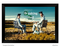 Quadro Poster 0049 Breaking Bad