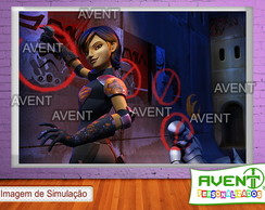 Banner em lona 1x1,5 Star Wars Rebels(4)