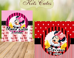 Arte Digital Tubete Minnie