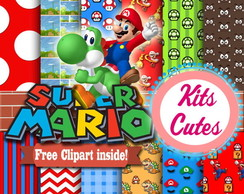 Kit Digital Super Mário Bros 04