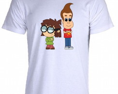 Camiseta Allsgeek Jimmy Neutron 02