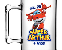 Canecas Acrílica Per.Super Wings 300ml