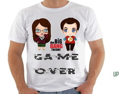 camiseta game over the big big ben theor