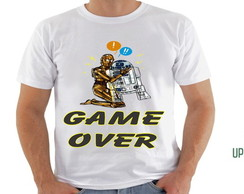 camiseta game over Star Wars