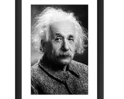 Quadro Albert Einstein Decoracao Cult