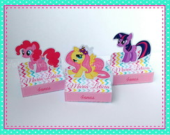 Porta Chocolate My Little Pony