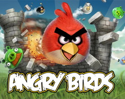 Painel Festa Angry Birds (AGR02)