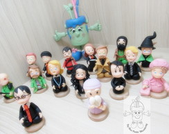 Harry Potter com 16 personagens