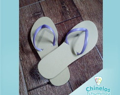 Chinelo Tchuminou Flat 35/6