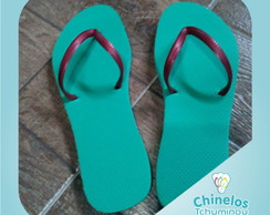 Chinelo Tchuminou Flat 37/8