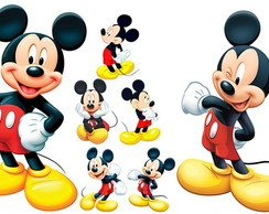 Kit Display Festa Infantil Mickey