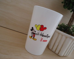 Copo Mega Drink 550ml Mickey