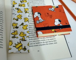 KIT Bloco Post it e Marcador Snoopy