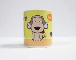 Caneca Dog Color