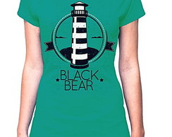 BABY LOOK - BLACK BEAR - FAROL