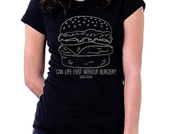 BABY LOOK - BLACK BEAR - BURGER