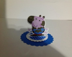 Toppers 3D George Pig