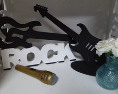 Aluguel Kit decorativo rock