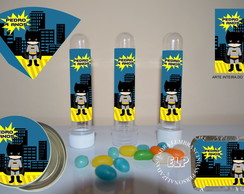 Kit Personalizado Batman Baby