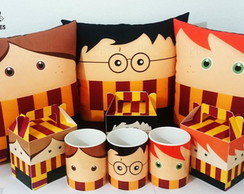 Kit Trio Harry Potter