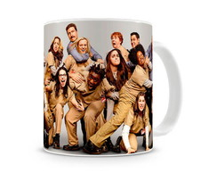 Caneca Orange is the New Black III