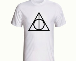 Camisa Harry Potter Deathly Hallows