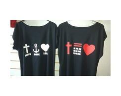 aaa9338028 Camiseta Gospel