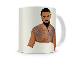 Caneca Game of Thrones Khal Drogo II
