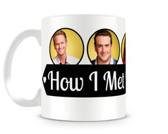 Caneca How I met your mother personag I