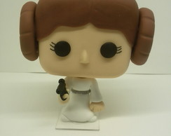 Princesa Leia pop toy