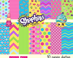 Kit Digital Shopkins 3