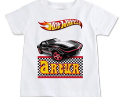 Camiseta infantil | Hot Wheels