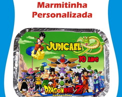 Marmitinha Dragon Ball Z