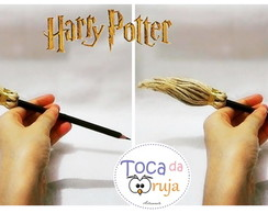 Lápis Vassoura - Harry Potter